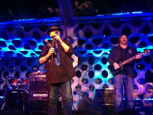 "Blues Traveler performs ""Hook"" at 1 Night for One Drop Performance."