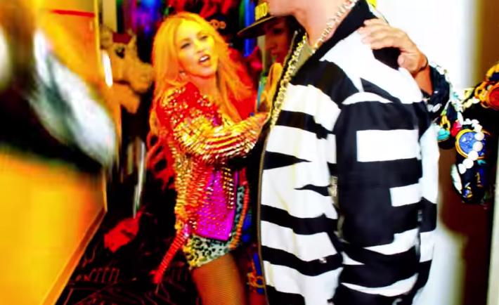 B*tch, I'm Madonna Video